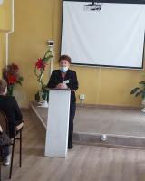 17 марта - Встреча студентов выпускных групп с представителем Службы занятости г.Артёма
